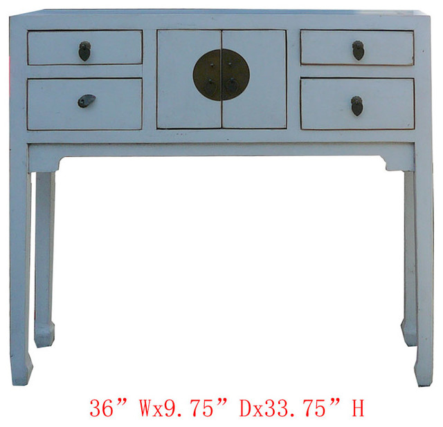 Beautiful Narrow White Console Table 640 x 618 · 62 kB · jpeg