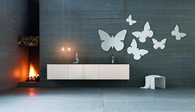 Archeda Bathroom Vanities - Bombo modern-bathroom-vanities-and-sink-consoles