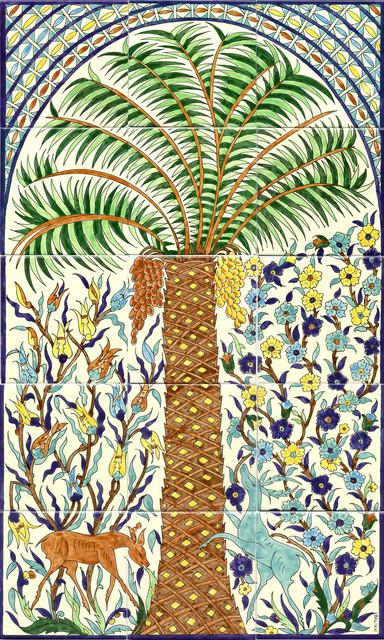 Tile Murals mediterranean-tile