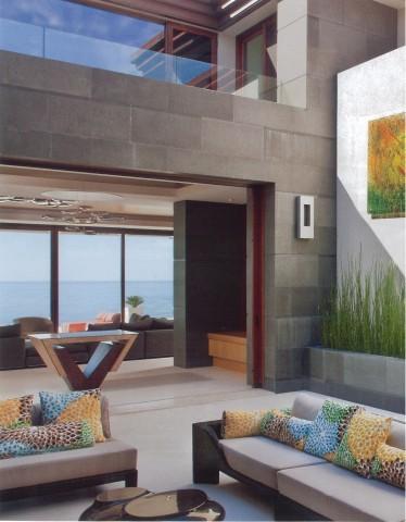 La Jolla Residence contemporary-exterior