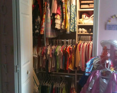 Olivias Closet traditional closet organizers