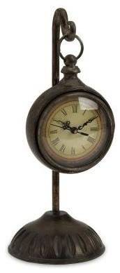 Manfredi Hanging Clock modern-clocks