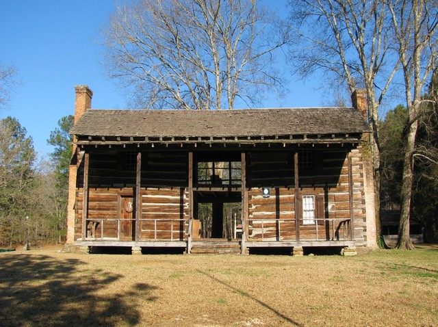 Historic John Looney House - Asheville, Alabama