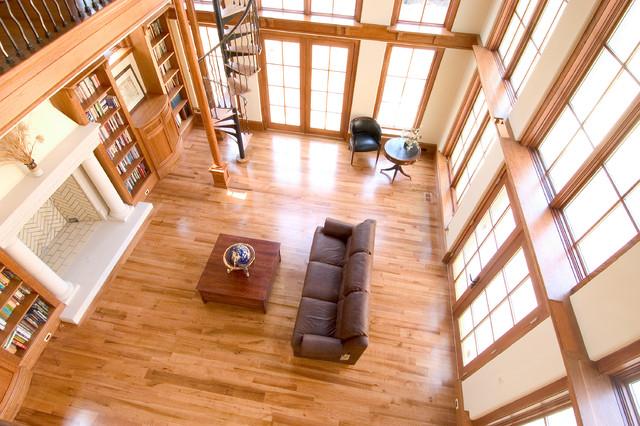 Red Oak Flooring Modern Hardwood Flooring