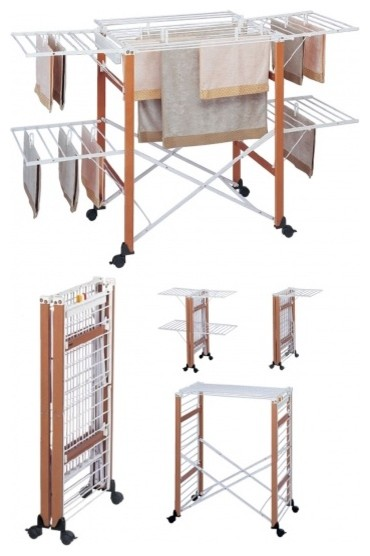 Foppapedretti Gulliver Drying Rack contemporary dryer racks