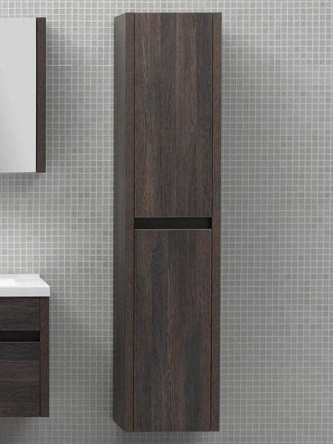 "59"" Solstice Double Wall-Mounted Vanity modern-bathroom-vanities-and-sink-consoles"