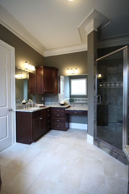 French Woods traditional-bathroom