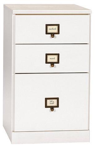 Contemporary Filing Cabinets by Ballard Designs