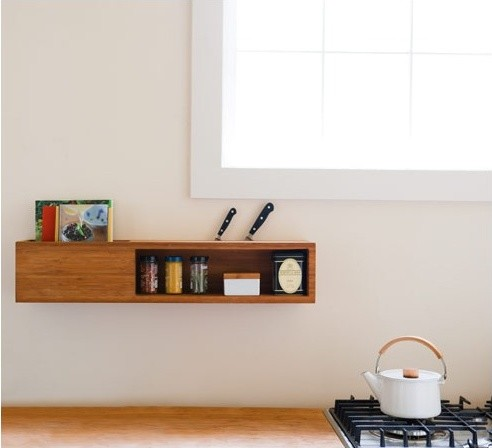 Unit 2 Storage modern-display-and-wall-shelves