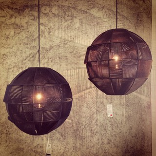 Woolball Handcrafted Woven Lampshades Modern Pendant
