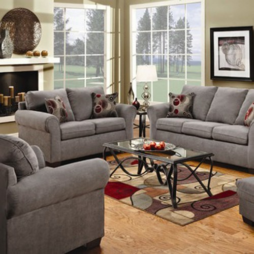 simmons upholstery cabot 4 piece queen sleeper sofa living room set