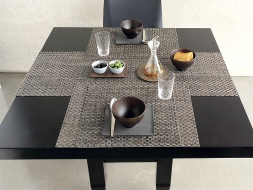 kono square placemat modern placemats by allmodern. Black Bedroom Furniture Sets. Home Design Ideas
