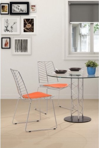 Zuo Modern Wendover Dining Chair - Set of 2 modern-dining-chairs