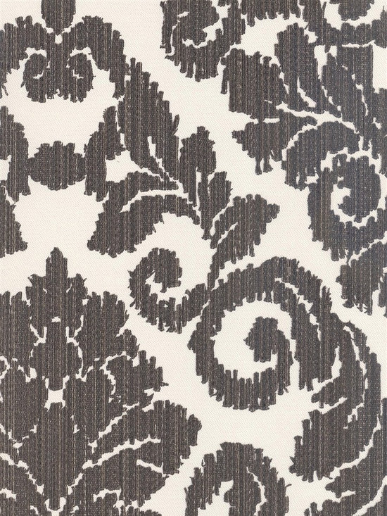 Washington Wallcoverings - A stunning woven damask wallpaper from the book 'Atmosphere' at AmericanBlinds.com