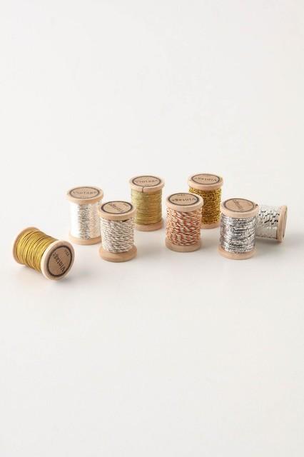 Vintage Thread Set eclectic-desk-accessories