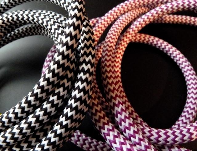 fantastic cloth electrical cord chandeliers new york. Black Bedroom Furniture Sets. Home Design Ideas