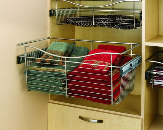 Product & Accessory Ideas - Medium full extension basket CHROME