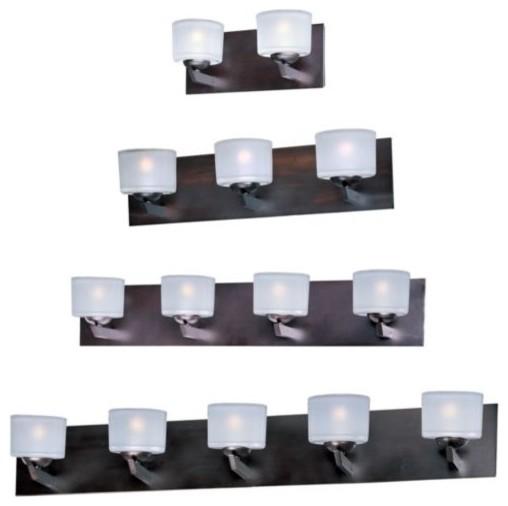 Bathroom Vanity Light Bar Cover : Vortex Bath Bar - Contemporary - Bathroom Lighting And Vanity Lighting - by Lumens