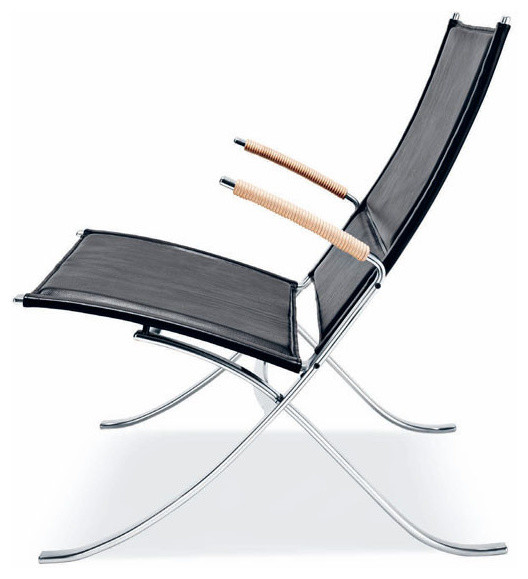 FK 82 X-Chair modern-armchairs-and-accent-chairs