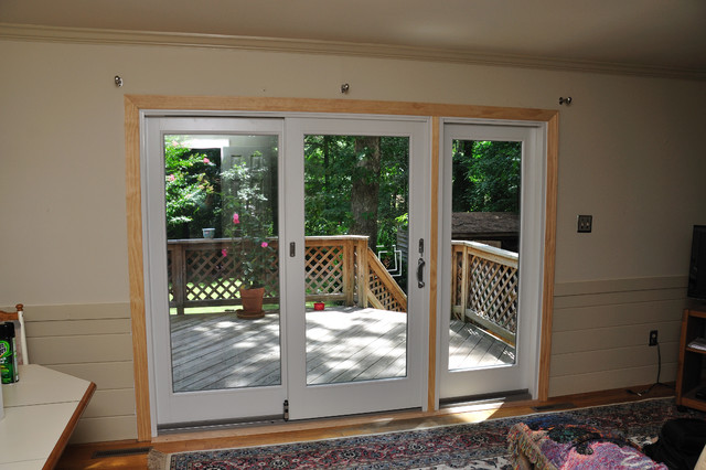 Andersen patio door for Andersen french doors