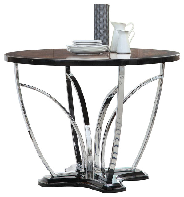 Mix amp Match Counter Height Table by Coaster Fine Furniture  : contemporary bar tables from houzz.com size 598 x 640 jpeg 64kB