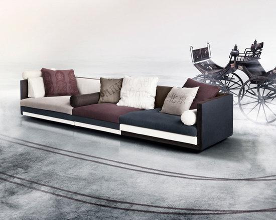 Cocoon Sofa - Modular sofa by Eilersen, limitless possibilities.