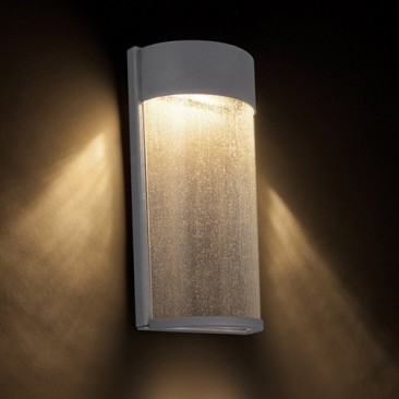 Modern Forms Rain 12in Outdoor Wall Light - Contemporary - Outdoor Wall Lights And Sconces ...