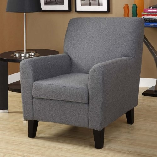 Camden Wool Chair contemporary chairs