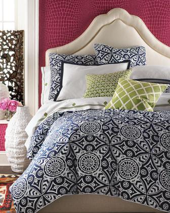 SERENA & LILY Catalina Bed Linens Standard Sham traditional-shams