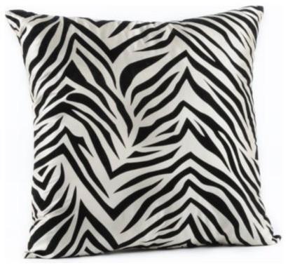 Tiger Pillow eclectic-decorative-pillows