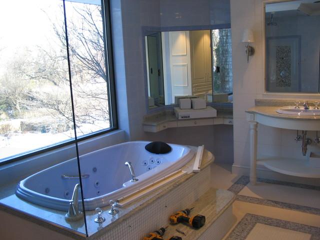 Wayzata Bay Remodel contemporary-bathroom