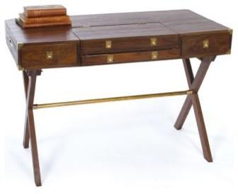 Commander Desk traditional-desks