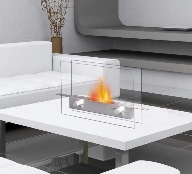 metropolitan tabletop indoor outdoor bio fuel fireplace