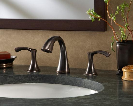 Danze Antioch Two Handle Lavatory Faucet -