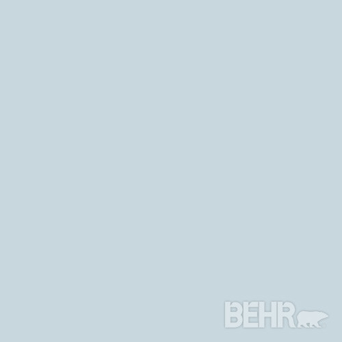 BEHR MARQUEE™ Paint Color Sky Light View MQ3-53 modern-paint