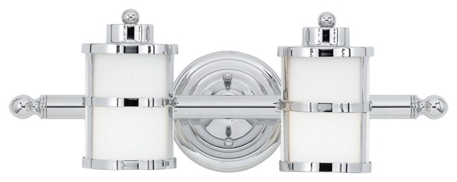 "Tranquil Bay Collection 18"" Wide Bathroom Light Fixture"