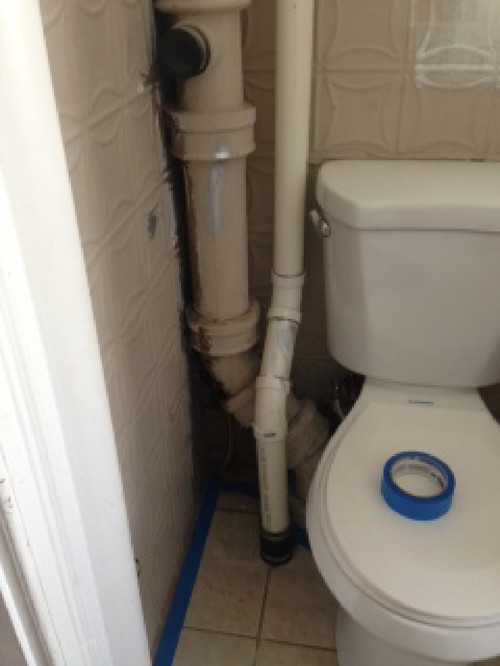 Help What Should I Do With This Ugly Pipes In My Bathroom