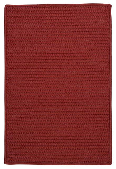 5 x8 5x8 Rug Brick Red Indoor Outdoor Carpet