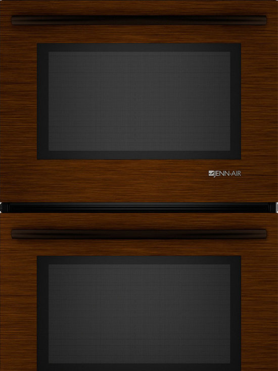 """Jenn-Air 30"""" Double Electric Wall Oven, Oiled Bronze 