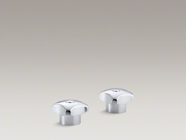 KOHLER Triton(R) standard handles for widespread base faucet contemporary-kitchen-faucets
