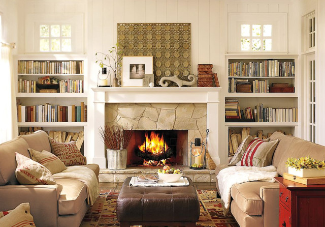 Living Room traditional