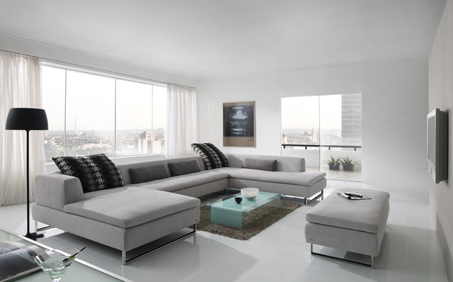 mantua koinor contemporary sectional sofas miami. Black Bedroom Furniture Sets. Home Design Ideas