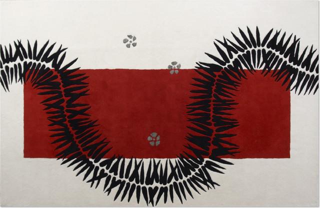 Botanica Shino contemporary-carpet-tiles