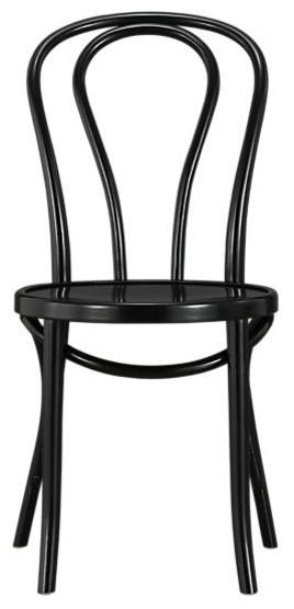 traditional dining chairs and benches by Crate&Barrel