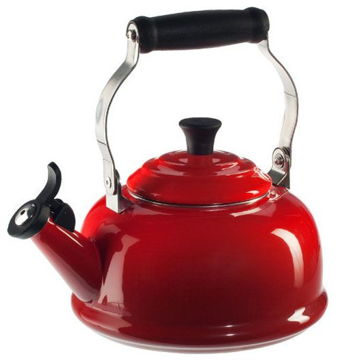 Classic Whistling Kettle traditional coffee makers and tea kettles