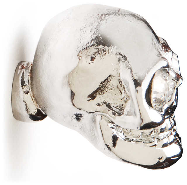 Charlie Skull Knobs - Contemporary - Cabinet And Drawer Knobs - new ...