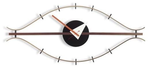 George Nelson Eye Clock - hivemodern.com modern-clocks