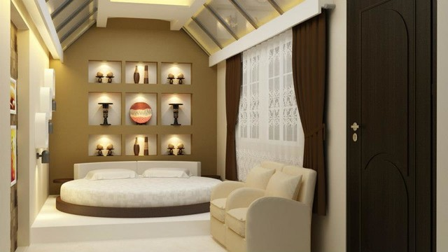 Bedroom Design Ideas - Asian - Home Electronics - other metro - by Kitchen World - The Interior ...