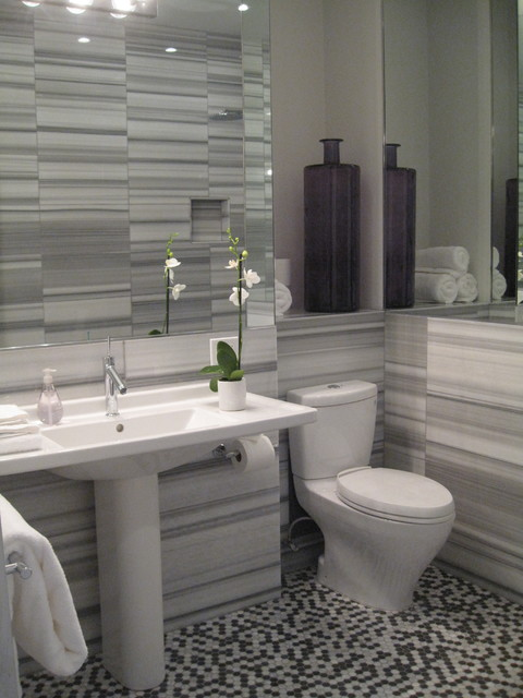 psPalms.com contemporary bathroom