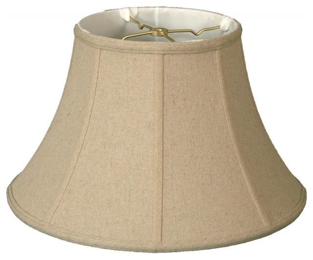 Traditional Wall Lamp Shades : Shallow Bell Wall Lampshade - Traditional - Lamp Shades - by royalLAMPSHADES